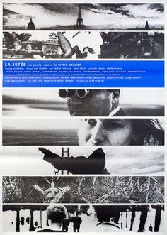 La Jetee 1999 Japanese B1 Poster