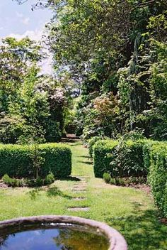 Edna Walling is my crack cocaine of the suburban landscape :-) Landscape Design, Garden Design, Garden Landscaping, Landscaping Company, Garden Path, Australian Garden, Outdoor Spaces, Outdoor Decor, Water Garden