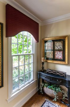 this shape cornice for the kitchen window?