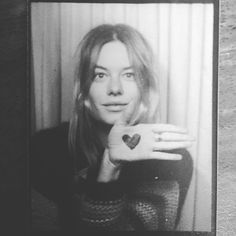 Camille Rowe 🍓