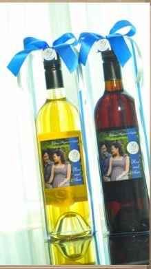 Customized wines from Rachebeli Wines! <3 [www.kasal.com]