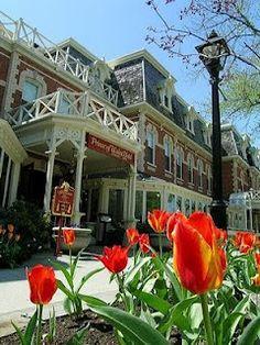 Prince of Wales Hotel, Niagara on the lake, Ontario, Canada