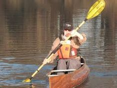 Image result for double canoe paddle