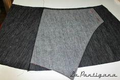 La Pantigana: MsMSW: Falda Siri (sew along). Bastilla, Siri, Sewing, Fashion, Costume, High Fashion, Skirts, Moda, Dressmaking