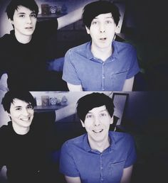 Dan & Phil~ if you wanna join my group board comment!! <3