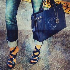 J'adore Fashion: Hot This Season   Armani Jeans Bags
