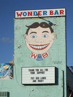 Wonder Bar...........Asbury Park, New Jersey