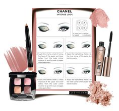 """""""Ombre Eyes"""" by tea-ipsa ❤ liked on Polyvore featuring beauty, NARS Cosmetics, Chanel, Lancôme, Bobbi Brown Cosmetics, Benefit and ombreeyes"""
