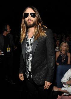 Jared Leto at the MTV Movie Awards
