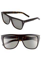 Saint Laurent 59mm Sunglasses