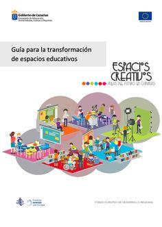 El gobierno de Canarias ha presentado recientemente una guía con clavespara la transformación de espacios educativos. Kids Rugs, Educational Technology, Classroom, Learning, Future Tense, Kid Friendly Rugs, Nursery Rugs