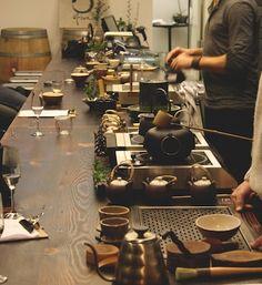 "Vancouver's 05 Rare Tea Bar - they had me at ""micro-farmed rare tea"" o_0"