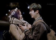 Find images and videos about bts, jin and blackpink on We Heart It - the app to get lost in what you love. Seokjin, K Pop, Black Pink ジス, Bts Girl, Kpop Couples, Blackpink And Bts, Korean Couple, Street Dance, Blackpink Jisoo