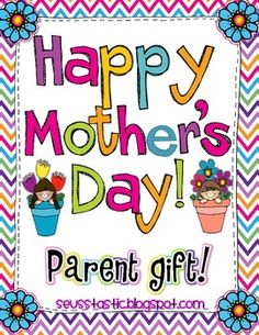 Happy Mother's Day Gift (Coupon Book)
