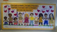 Mural Família - Unidade Laranjeiras