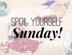 Go ahead and spoil yourself, you deserve it  {www.youniqueproducts.com/samanthajdennis}  #spoilsunday #youniquebysamanthaj