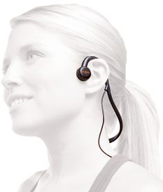 AfterShokz Sport Headphones - Ears Open Bone Conduction Headphones For Safer Sports