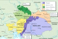 Habsburg Empire / HUNGARY / AUSTRIA / BOHEMIA / GALICIA  *** 1700