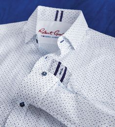 Robert Graham Modern Americana Clay Long Sleeve Sport Shirt