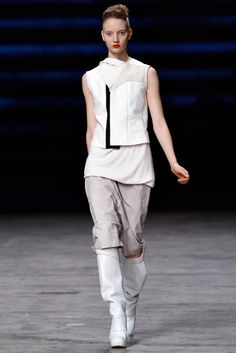 Rick Owens   Spring 2012 Ready-to-Wear Collection   Style.com