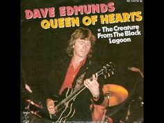 Dave Edmunds - The Creature From The Black Lagoon (1979) - YouTube Dave Edmunds, Black Lagoon, Queen Of Hearts, Halloween Songs, 80s Pop, Original Song, My World, Creatures, Album