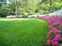 Vetorino's Landscaping  Irrigation Services @ capecodtoday.com - Always on time and on budget. Offering planning and design to landscape construction, installation, irrigation, waterscapes and landscaping maintenance. Plus quality lawn hydro-seeding.