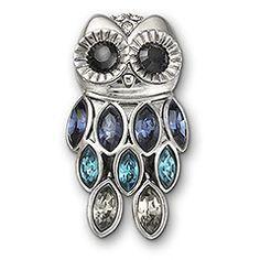 Peter Owl Tack Pin