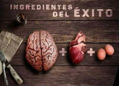 Ingredientes del exito