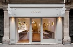 Noglu, the boutique restaurant chain with a 'gourmet gluten-free' ethos, opensthe doors of its new flagship café-restaurant-pâtisserie designed by talentedFrench designerMathieu Lehanneur.Located on the chic rue de Grenelle in Paris's 7th arrondissement, the new Noglu restaurantsits at the heart of an area renowned for its authentic specialist food shops serving the best of French cheeses, …