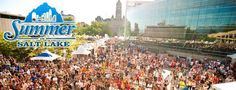 Looking for something to do in Salt Lake? The Utah Arts Festival draws more than 80k patrons each year! Don't miss the largest outdoor arts fest in the state that features visual, preforming,  culinary artists.