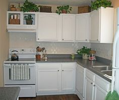 The Little House: The Kitchen Is Done