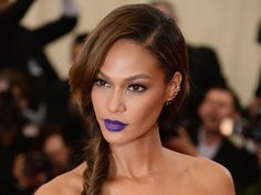 Joan Smalls's Met Gala Beauty Look Inspired a Lipstick Collab - Racked