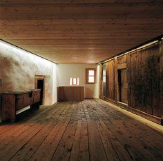 RUCH & PARTNER ARCHITEKTEN AG - Andrea Galerie