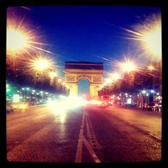 Arco do triunfo.