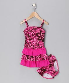 CUTE swimsuit for girls.