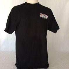 King Tut T-shirt Hustle Avenue Tee Adult Men LARGE Black 100/% Cotton New