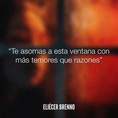 Te asomas a esta ventana con más temores que razones Eliécer Brenno  Foto: @taissiaiv 500px.com/tayaiv  La Causa http://ift.tt/2ggOU9J  #ventana #quotes #writers #escritores #EliecerBrenno #reading #textos #instafrases #instaquotes #panama #poemas #poesias #pensamientos #autores #argentina #frases #frasedeldia #CulturaColectiva #letrasdeautores #chile #versos #barcelona #madrid #mexico #microcuentos #nochedepoemas #megustaleer #accionpoetica #colombia #venezuela