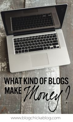 Blogging Tips | Straight talk on what kind of blogs make money and why!