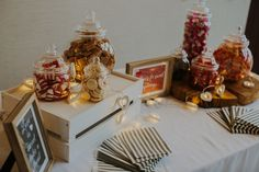 Love is sweet take a treat! Add a Sweetie Table to any of the Wedding Packages at Forbes of Kingennie Country Resort. Wedding Fayre, Wedding Sweets, Next Wedding, Wedding Reception, Rustic Wedding, Wedding Venues, Wedding Ideas, Sweetie Table Wedding, Wedding Breakfast