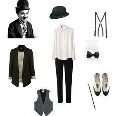 Lady Charlie Chaplin
