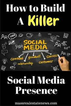 See how to build a resilient social media presence for real estate. Realtors can build their social media presence by following these tips. http://massrealestatenews.com/how-to-build-social-media-presence/