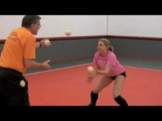 GREAT WARM UPS AND MOVEMENT DRILLS Jim Stone talks about a number of movement exercises that he finds useful and that he uses with his teams in order to help them move better on the court. Volleyball Score Sheet, Volleyball Scoring, Volleyball Warm Ups, Volleyball Skills, Volleyball Practice, Softball Drills, Volleyball Training, Volleyball Workouts, Volleyball Quotes