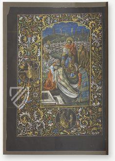 Black Prayer Book of Galeazzo Maria Sforza