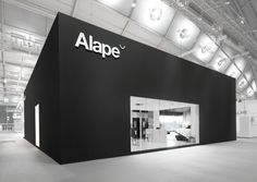 Alape Trade Fair Stand ISH 2011