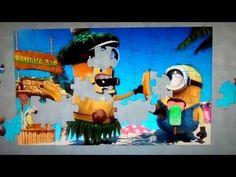Puzzle Games MINIONS Despicable Me Rompecabezas Clementoni Ravensburger Jigsaw Puzzles Kids Toys
