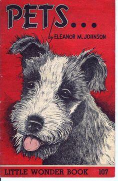 Vintage 1946 Little Wonder Book