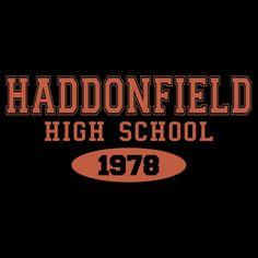 """Haddonfield High School"" T-Shirts & Hoodies by waywardtees | Redbubble"