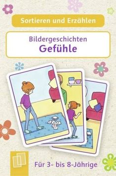 stories to sort picture stories, the children are excited … - Bildung Picture Story, German Language, Sorting, Children, Kids, Preschool, Feelings, Comics, Blog