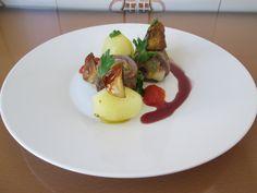 Gino D'Aquino / Vitello patate e  funghi   Gino D'Aquino