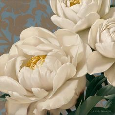 Dolce Peonia  Igor Levashov Actually this is a painting. Lovely